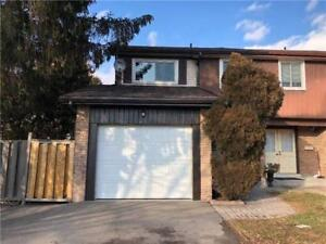 Beautiful Semi Detached With 4+1 Bedrooms