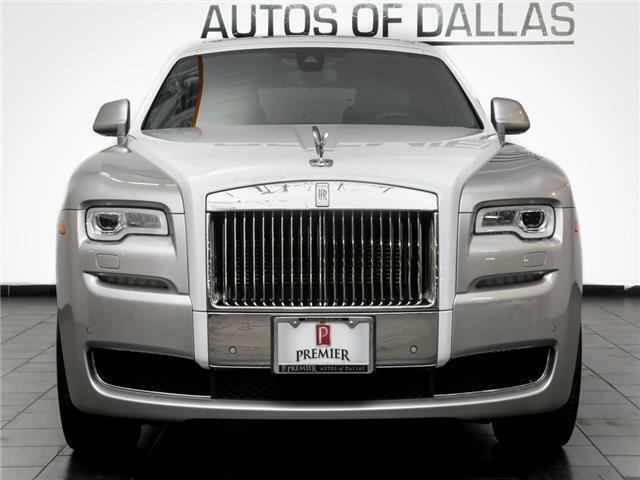 Image 2 Coche Americano usado Rolls-Royce Ghost 2017