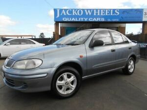 2003 Nissan Pulsar N16 ST-L Blue 4 Speed Automatic Sedan Bankstown Bankstown Area Preview