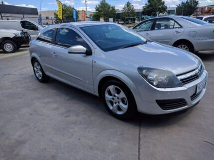 2005 Holden Astra AH MY06 CDX Grey 4 Speed Automatic Coupe