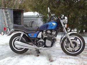 1982 HONDA CB750 Custom