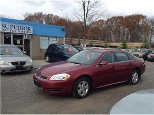 2009 Chevrolet Impala LT Fully Certified! No Accidents!