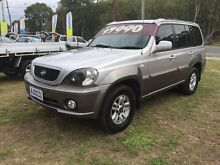 2004 Hyundai Terracan  Silver 4 Speed Automatic Wagon Clontarf Redcliffe Area Preview