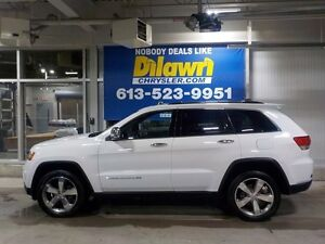 2015 Jeep Grand Cherokee LIMITED WITH NAVIGATION