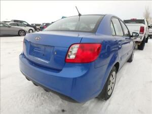 2010 Kia Rio Sedan,Low KMS, No Accident, Blue tooth, USB