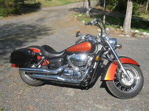 HONDA SHADOW VT750 2010 AÉRO