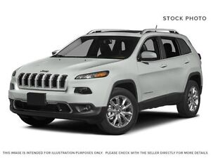 2014 Jeep Cherokee North W/ V6, Heated Cloth Front Seats