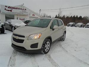 2014 CHEVY TRAX!!WARRANTY!!4 NEW TIRES!!!!