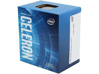 Intel G3930 Kaby Lake Dual-Core 2.9 GHz LGA 1151 51W BX80677G3930 Desktop Proces