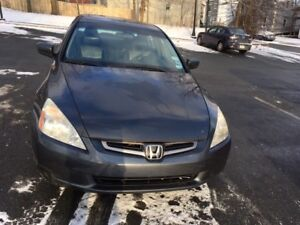 2005 Honda Accord EX V6 Sedan