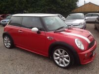 Mini Cooper S - John Cooper Works Special, Rare Car, Full Leather,Works Body Styling,Service History