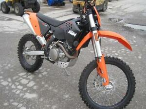 Preowned 2009 KTM 450 EXC-R Dual Purpose