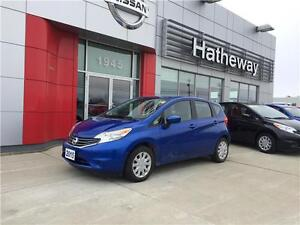 2015 Nissan Versa Note 1.6 SV Automatic