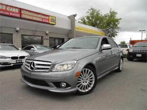 2008 MERCEDES BENZ C-230 4MATIC