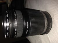 Canon zoom lens - EF-S 55-250mm f/4-5.6 IS STM