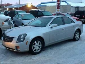 2006 Cadillac CTS LOW LOW KMS $6500 MIDCITY WHOLESALE