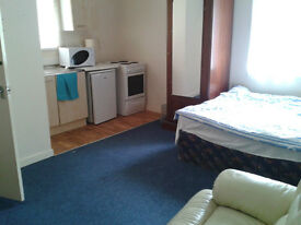 A WELL PRESENTED SELF CONTAINED FURNISHED 1 BEDROOM FIRST FLOOR FLAT (INCLUSIVE OF BILLS) HANDSWORTH