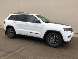 2017 Jeep Grand Cherokee Trailhawk-LEATHER, 4X4 & HEATED SEATS