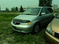 2002 Honda Odyssey EX - Winnipeg Kia *As Is, Where Is*