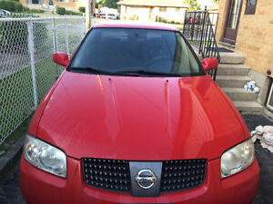2005 Nissan Sentra Sedan for sale