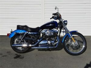 2004 Harley Davidson Sportster 1200 Custom SHARP Only $4995
