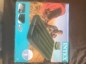 Intex Single Airbed (New)
