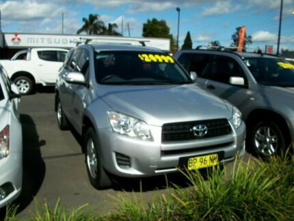 2012 Toyota RAV4 ACA33R MY12 CV 4 Speed Automatic Wagon South Grafton Clarence Valley Preview