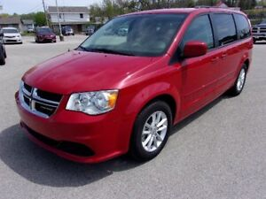 2016 Dodge Caravan Wagon