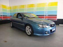 2005 Holden Calais VZ Blue 4 Speed Automatic Sedan Wangara Wanneroo Area Preview