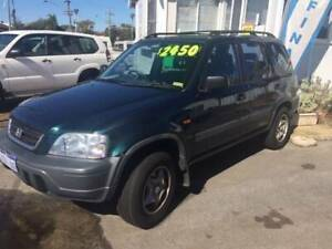 1998 HONDA CRV 2.0LTR 4-CYL AUTO WAGON ( SUIT BACK-PACKER! ) Bayswater Bayswater Area Preview