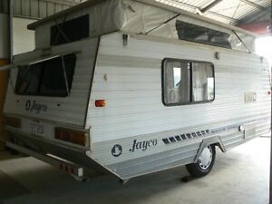 1990 Jayco Woodford Moreton Area Preview