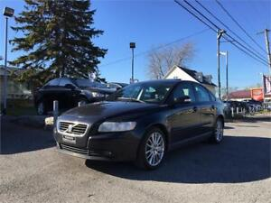 WOW!!2008 Volvo S40 2.4I - FINANCEMENT 100% APPROUVÉ!!