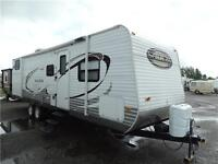 28 foot bunk house travel trailer