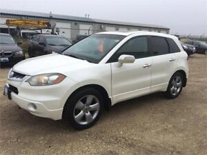 2009 Acura RDX Tech Pkg-AWD-LEATHER-NAV-SUNROOF-LOADED-ALLOYS