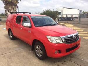 2011 Toyota Hilux Ute Milperra Bankstown Area Preview