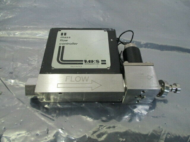 MKS 1259B-0010SV-SF44-86-SPCAL, Mass Flow Controller, 100 SCCM H2, 421919