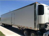 2009 GEATE DANE THERMOKING 53' REEFER
