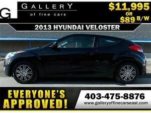 2013 Hyundai Veloster Tech $89 BI-WEEKLY APPLY NOW DRIVE NOW