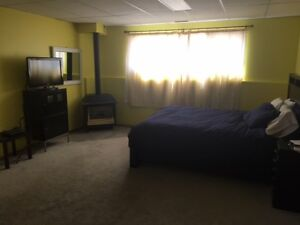 Large basement suite Vernon UTILITIES INCLUDED!