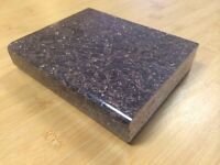 Mocca Brown Gloss Laminate Kitchen Worktop - Brand New 10 foot long