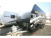 2014 Quicksilver VRV 8.5 x 20 Toy Hauler Travel Trailer