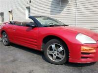 ** 2003 Mitsubishi Eclipse Spyder | AUTOMATIQUE, 2.4L 4 CYL, MP3