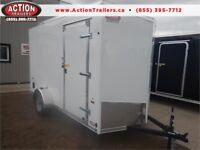 "2018 6x12 HAULIN - YOUR ALL PURPOSE TRAILER W/ 12"" EXTRA HEIGHT! London Ontario Preview"