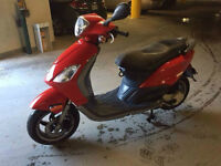 Piaggio Fly 2007 Rouge Red