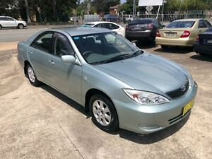 2003 Toyota Camry MCV36R Ateva Sedan 4dr Auto 4sp 3.0i Silver Automatic Sedan Bass Hill Bankstown Area Preview
