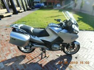 2008 BMW R1200 RT 1200CC Tourer Collingwood Yarra Area Preview
