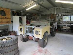 1971 Land Rover Tuncurry Great Lakes Area Preview