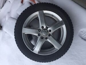 Winter Tires on Rims 205 60 R16 (Ford Focus and others)