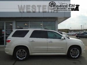 2011 GMC Acadia Denali 3.6L AWD ROOF DVD Heated/Cooled Leather