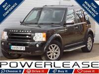 2009 09 LAND ROVER DISCOVERY 2.7 3 TDV6 XS 5D AUTO 188 BHP DIESEL